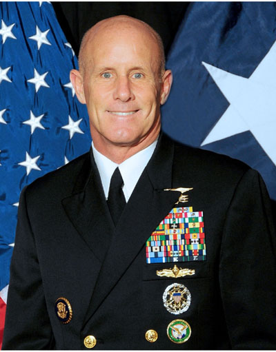 VADM (SEAL) Bob Harward, Jr.