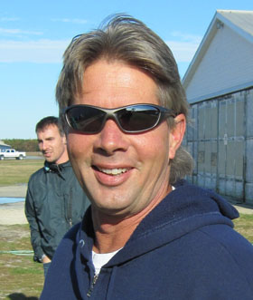 Dave Matchett, General Manager, Skydive Delmarva